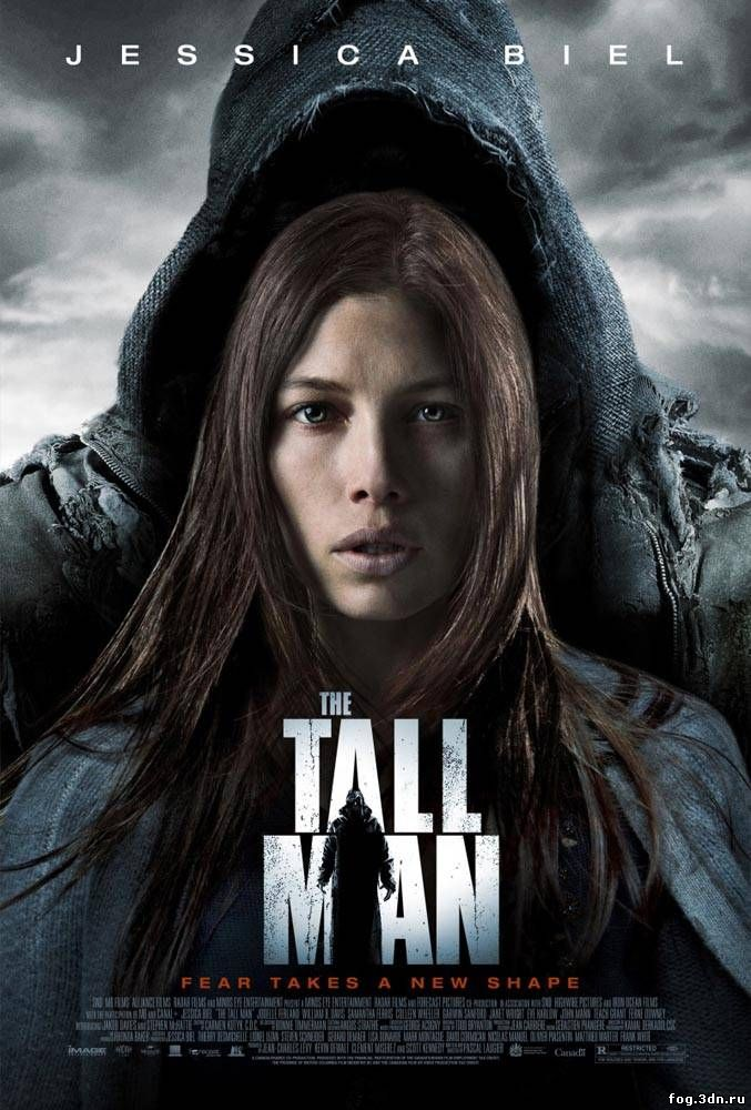 Верзила / The Tall Man (2012) DVDRip