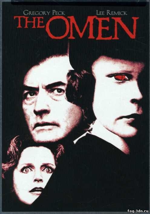 Омен / Omen (1976) DVDRip