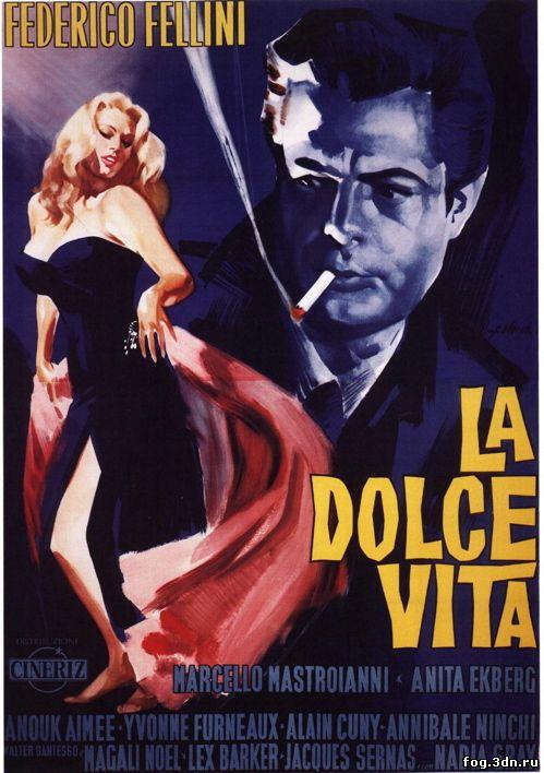 Сладкая жизнь / La dolce vita (1960)