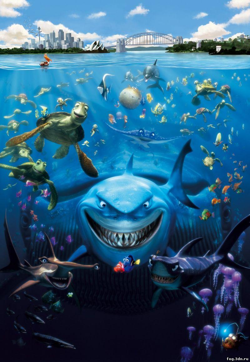 В поисках Немо / Finding Nemo (2003) DVDRip