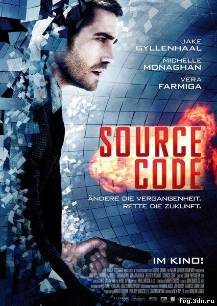 Исходный код / Source Code (2011) CAMRip